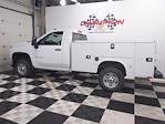 2021 Chevrolet Silverado 2500 Regular Cab 4x2, Service Body #MF203410 - photo 2