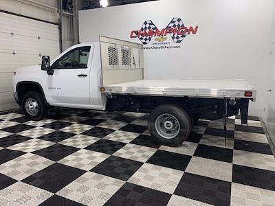2021 Chevrolet Silverado 3500 Regular Cab 4x2, Knapheide Aluminum Platform Body #MF209968 - photo 2