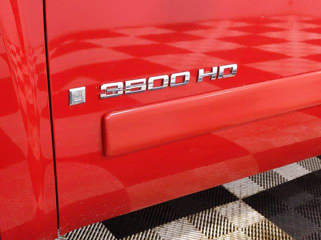 2007 Chevrolet Silverado 3500 Crew Cab 4x4, Platform Body #MF236130A - photo 12
