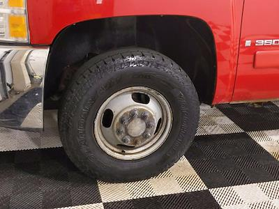 2007 Chevrolet Silverado 3500 Crew Cab 4x4, Platform Body #MF236130A - photo 11