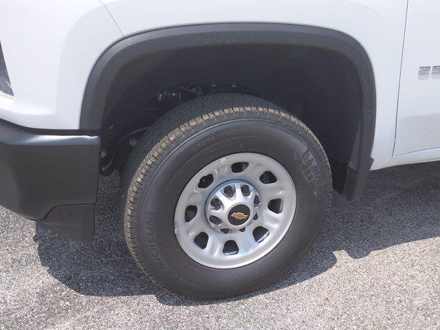 2021 Chevrolet Silverado 2500 Double Cab 4x4, Cab Chassis #MF286101 - photo 13