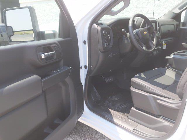 2021 Chevrolet Silverado 2500 Double Cab 4x4, Cab Chassis #MF286101 - photo 14