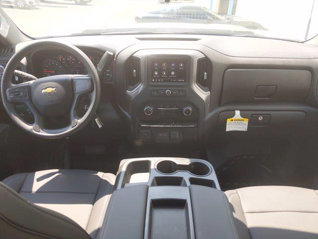 2021 Chevrolet Silverado 2500 Double Cab 4x4, Cab Chassis #MF286101 - photo 15