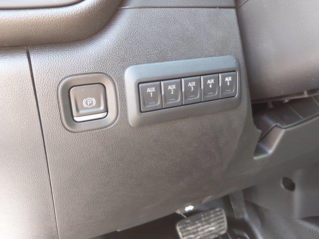 2021 Chevrolet Silverado 2500 Double Cab 4x4, Cab Chassis #MF286101 - photo 23