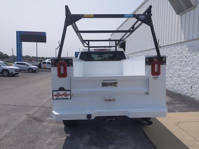 2021 Chevrolet Silverado 2500 Double Cab 4x4, Cab Chassis #MF286101 - photo 2