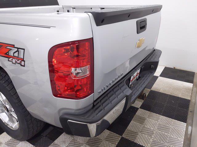 2012 Chevrolet Silverado 1500 Crew Cab 4x4, Pickup #MF289193B - photo 4