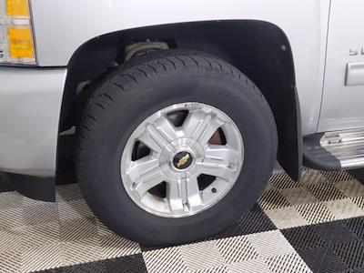 2012 Chevrolet Silverado 1500 Crew Cab 4x4, Pickup #MF289193B - photo 8