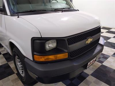 2016 Chevrolet Express 3500 4x2, Upfitted Cargo Van #MG189696A - photo 12