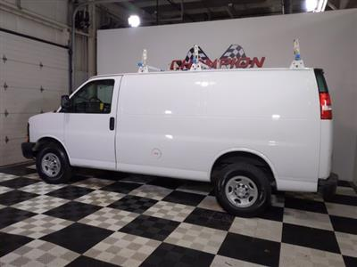 2016 Chevrolet Express 3500 4x2, Upfitted Cargo Van #MG189696A - photo 4