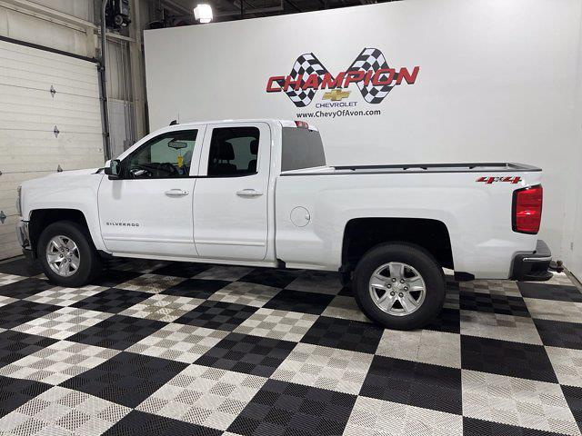 2018 Silverado 1500 Double Cab 4x4,  Pickup #MG390248B - photo 2