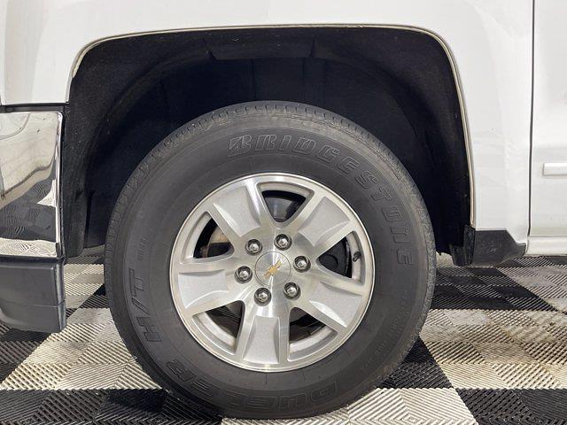 2018 Silverado 1500 Double Cab 4x4,  Pickup #MG390248B - photo 4
