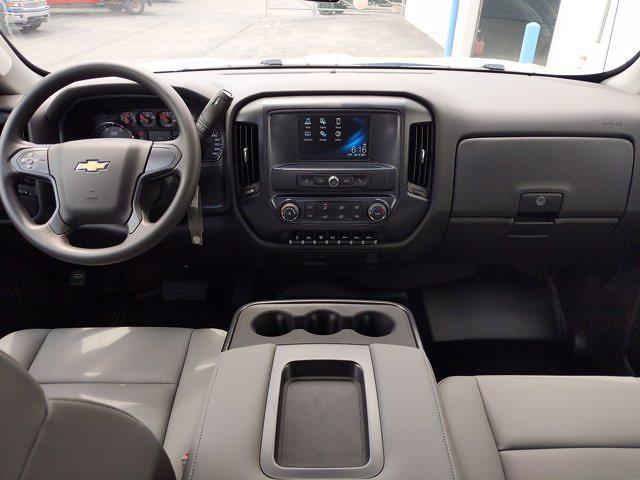 2021 Silverado 5500 Crew Cab DRW 4x4,  Cab Chassis #MH363631 - photo 12