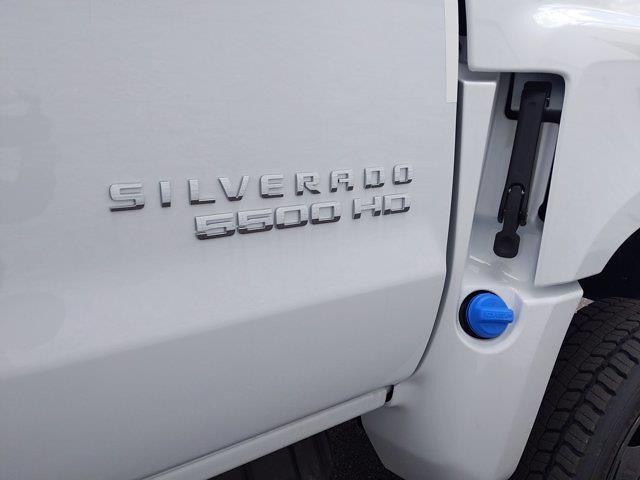 2021 Silverado 5500 Crew Cab DRW 4x4,  Cab Chassis #MH363631 - photo 8