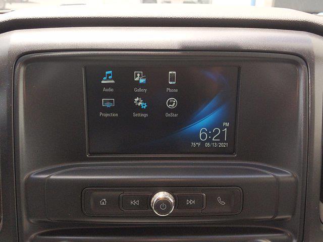 2021 Chevrolet Silverado 5500 Crew Cab DRW 4x4, Cab Chassis #MH363632 - photo 19