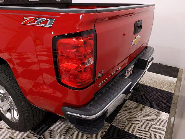 2015 Chevrolet Silverado 1500 Double Cab 4x4, Pickup #MR324633A - photo 4