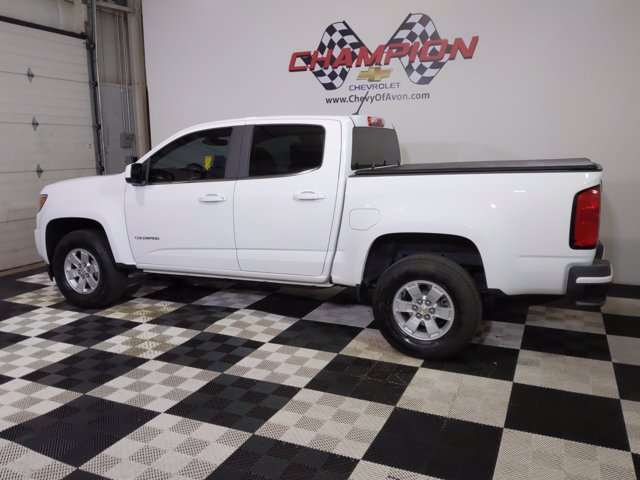 2020 Chevrolet Colorado Crew Cab 4x2, Pickup #MS506726A - photo 2