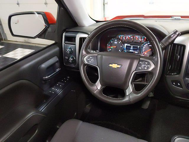 2018 Chevrolet Silverado 1500 Crew Cab 4x4, Pickup #MZ168529A - photo 21