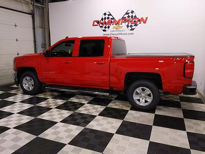 2018 Chevrolet Silverado 1500 Crew Cab 4x4, Pickup #MZ168529A - photo 3