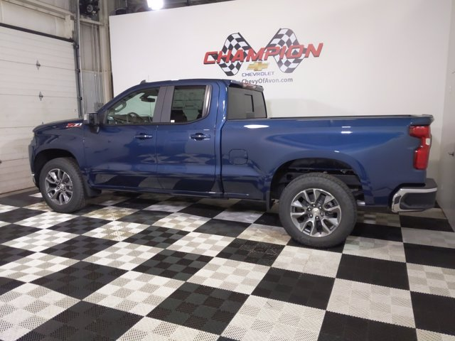 2021 Chevrolet Silverado 1500 Double Cab 4x4, Pickup #MZ178354 - photo 1
