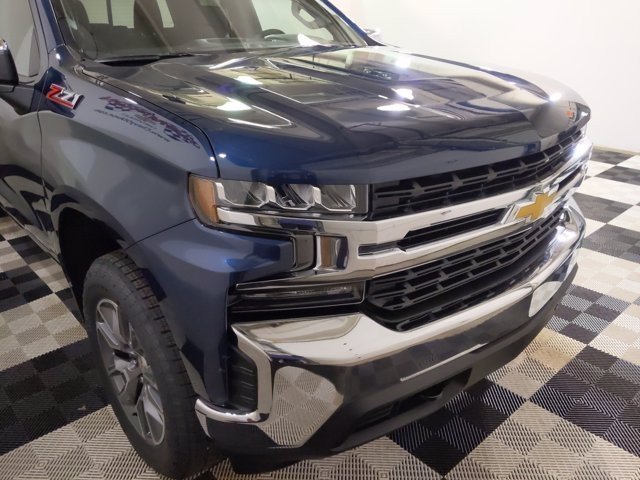 2021 Chevrolet Silverado 1500 Double Cab 4x4, Pickup #MZ178354 - photo 9