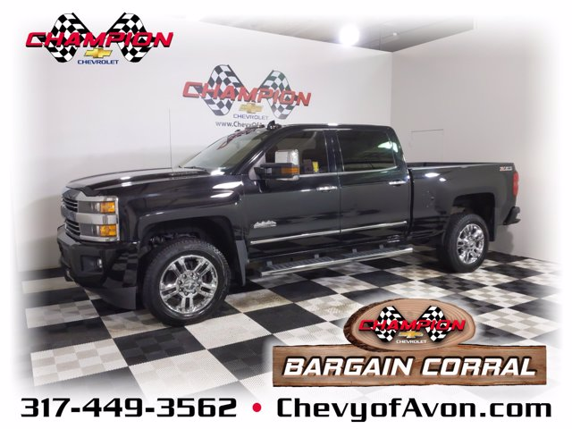 2016 Chevrolet Silverado 2500 Crew Cab 4x4, Pickup #MZ182122A - photo 1