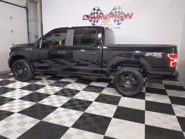 2019 Ford F-150 SuperCrew Cab 4x4, Pickup #MZ183670A - photo 1