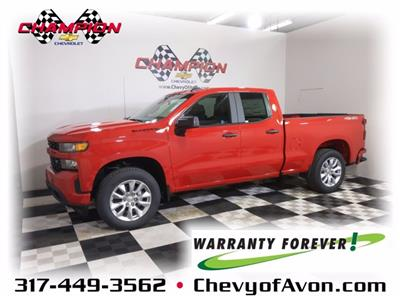 2021 Chevrolet Silverado 1500 Double Cab 4x4, Pickup #MZ188506 - photo 1