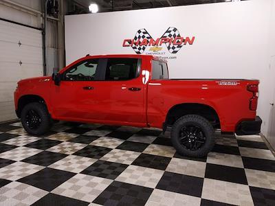 2021 Chevrolet Silverado 1500 Crew Cab 4x4, Pickup #MZ269722 - photo 2