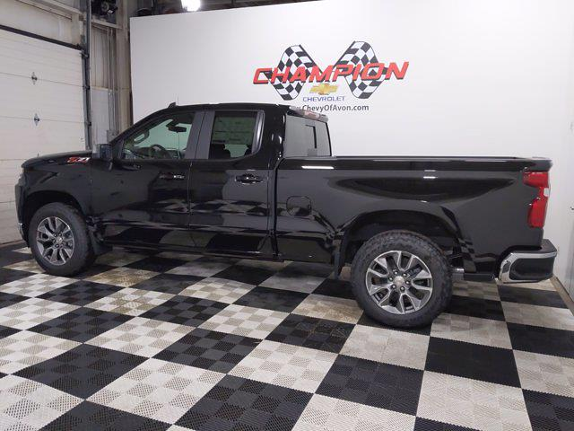 2021 Chevrolet Silverado 1500 Double Cab 4x4, Pickup #MZ271238 - photo 1