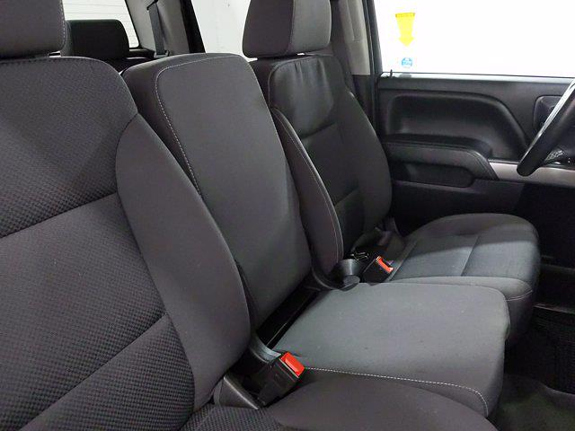 2018 Chevrolet Silverado 1500 Double Cab 4x4, Pickup #MZ271238A - photo 16