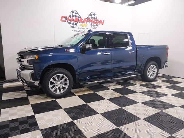 2021 Chevrolet Silverado 1500 Crew Cab 4x4, Pickup #MZ289077 - photo 1