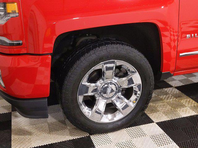 2017 Chevrolet Silverado 1500 Double Cab 4x4, Pickup #MZ289077C - photo 9