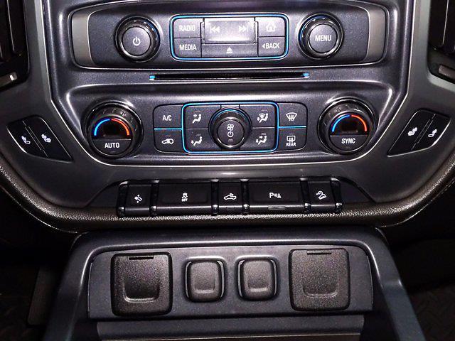 2017 Chevrolet Silverado 1500 Double Cab 4x4, Pickup #MZ289077C - photo 21