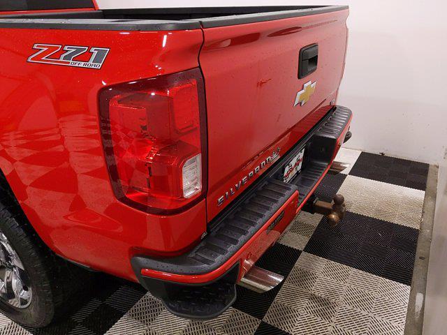 2017 Chevrolet Silverado 1500 Double Cab 4x4, Pickup #MZ289077C - photo 4