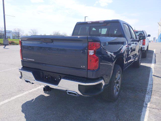 2021 Chevrolet Silverado 1500 Crew Cab 4x4, Pickup #MZ289357 - photo 1
