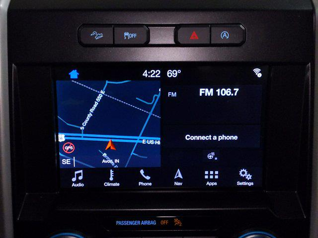 2019 Ford F-150 SuperCrew Cab 4x4, Pickup #MZ300190A - photo 22