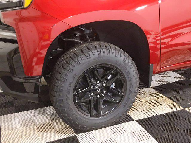 2021 Chevrolet Silverado 1500 Crew Cab 4x4, Pickup #MZ369995 - photo 10