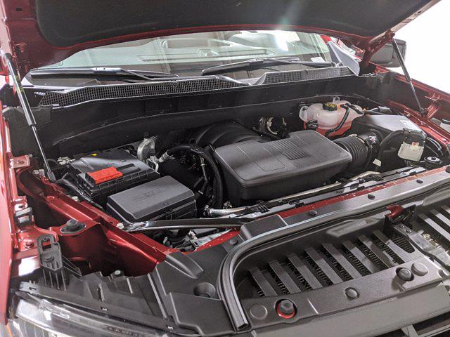 2021 Chevrolet Silverado 1500 Crew Cab 4x4, Pickup #MZ369995 - photo 11