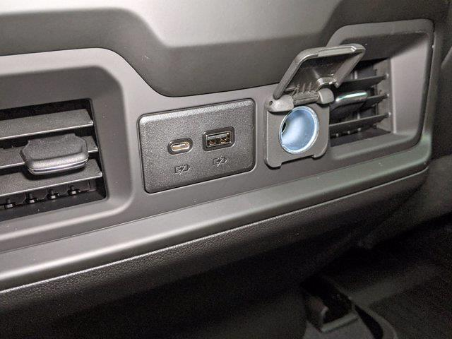 2021 Chevrolet Silverado 1500 Crew Cab 4x4, Pickup #MZ369995 - photo 32