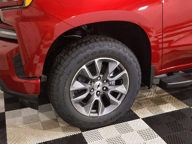 2021 Chevrolet Silverado 1500 Crew Cab 4x4, Pickup #MZ375036 - photo 10