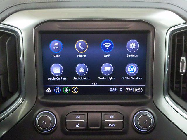 2021 Chevrolet Silverado 1500 Crew Cab 4x4, Pickup #MZ379038 - photo 21