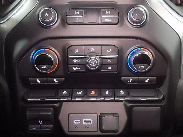 2021 Chevrolet Silverado 1500 Crew Cab 4x4, Pickup #MZ379038 - photo 23