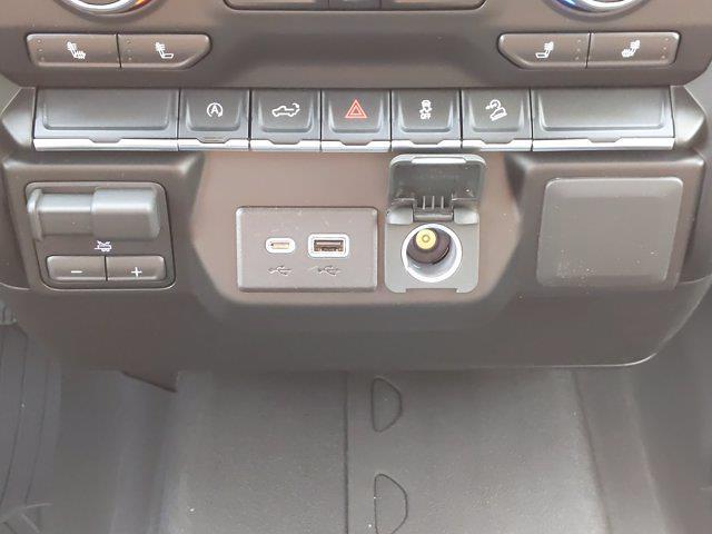 2021 Chevrolet Silverado 1500 Crew Cab 4x4, Pickup #MZ379936 - photo 23