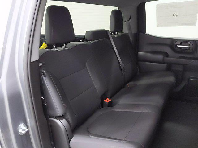 2021 Chevrolet Silverado 1500 Crew Cab 4x4, Pickup #MZ389202 - photo 17