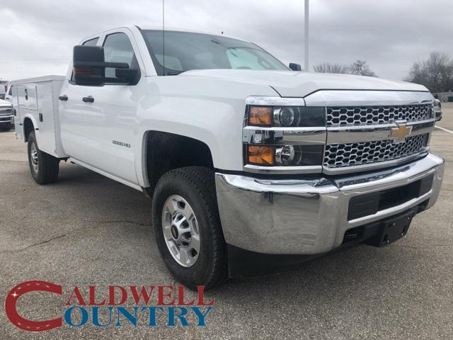 2019 Silverado 2500 Double Cab 4x4,  Knapheide Standard Service Body #130634F - photo 1