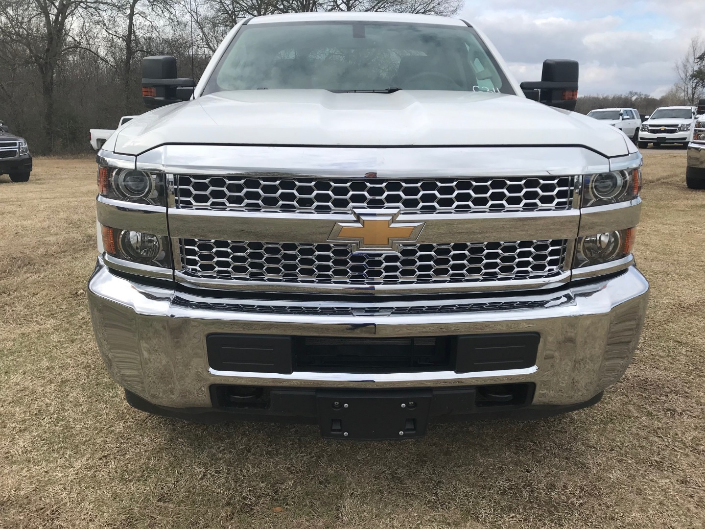 2019 Silverado 2500 Double Cab 4x4,  Knapheide Service Body #130634F - photo 12