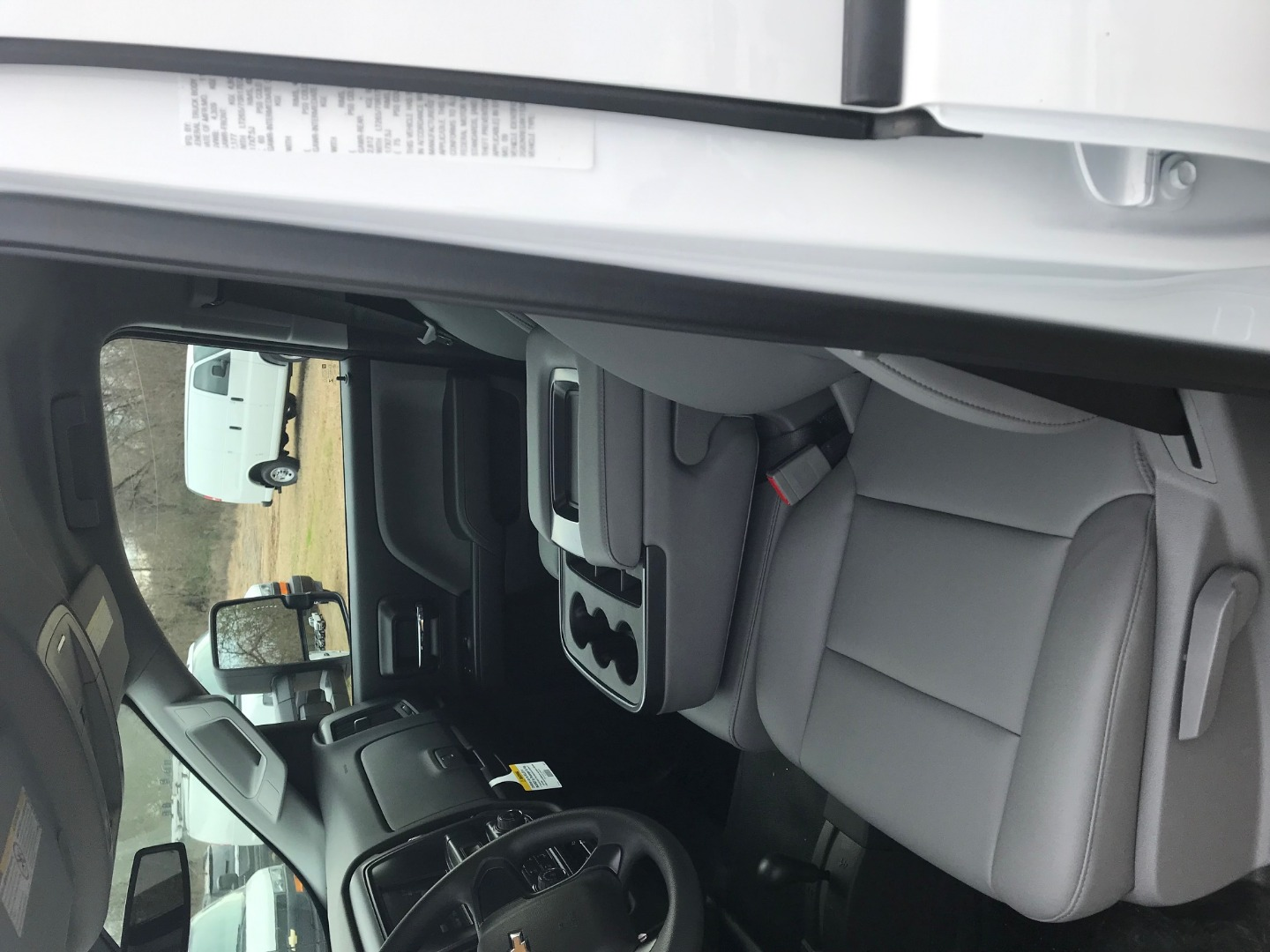 2019 Silverado 2500 Double Cab 4x4,  Knapheide Service Body #130634F - photo 13