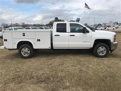 2019 Silverado 2500 Double Cab 4x4,  Knapheide Standard Service Body #130634F - photo 12