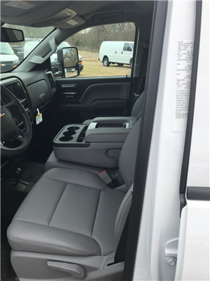2019 Silverado 2500 Double Cab 4x4,  Knapheide Standard Service Body #130634F - photo 15