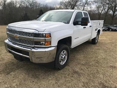 2019 Silverado 2500 Double Cab 4x4,  Knapheide Standard Service Body #130634F - photo 3